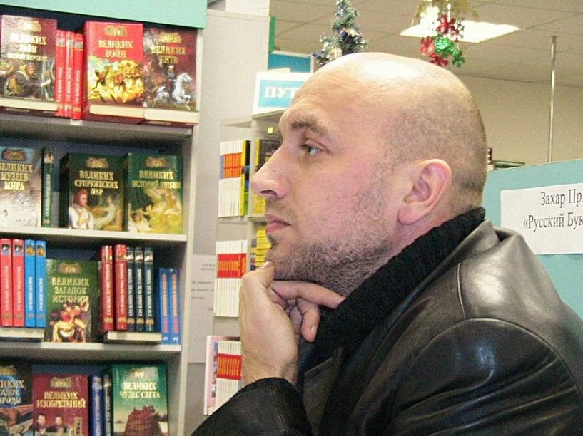 В Тамбов приедет один из известных современных писателей