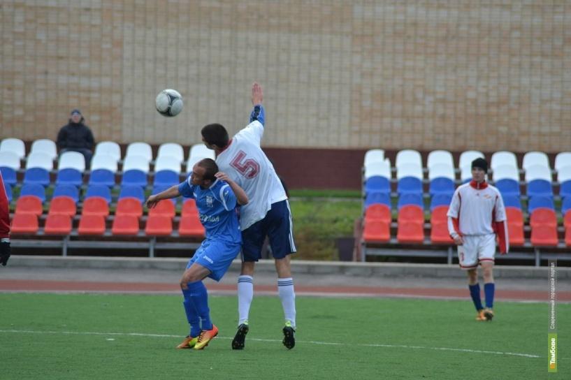 В первую десятку студенческих футбольных команд попала «Держава»