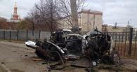 В ДТП на Московской легковушку буквально разорвало пополам