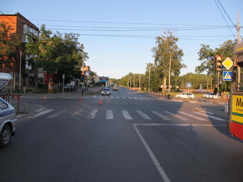В Котовске пьяный мотоциклист сбил скутериста