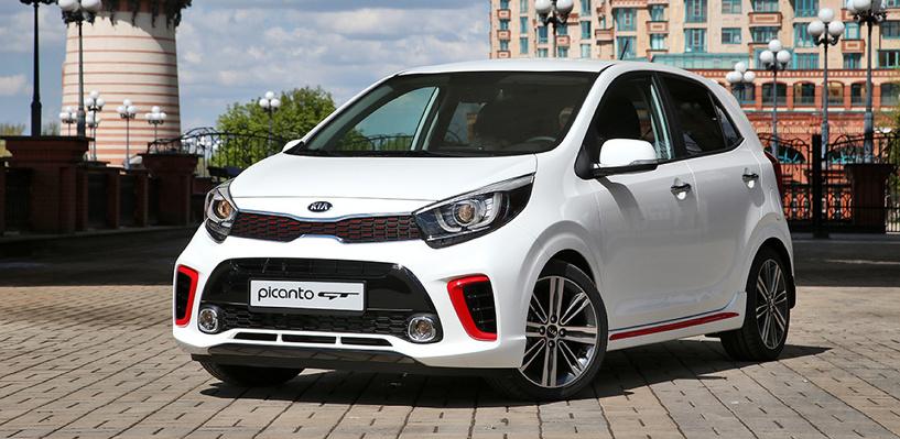 В России стартовали продажи KIA Picanto нового поколения