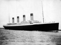 На затонувшем «Коста Конкордия» была внучка пассажирки с «Титаника»