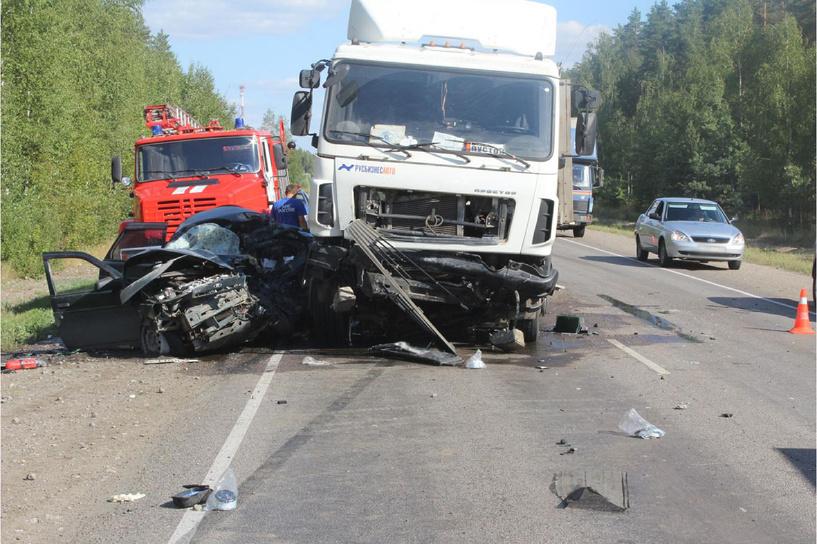 В результате ДТП на трассе «Тамбов-Пенза» погибли двое молодых парней