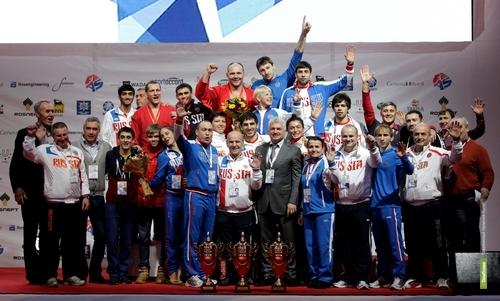 Тамбовчанин взял «серебро» на Чемпионате мира по самбо