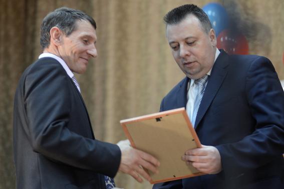 Глава Тамбовского района отчитался о работе за год
