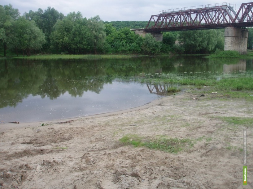 Под Тамбовом в реке Ворона нашли труп женщины