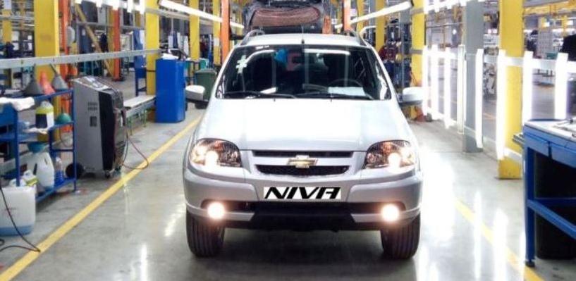 Chevrolet NIVA c новыми опциями для комфортного вождения