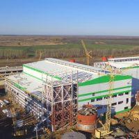 Сентябрьская непогода повлияла на ход строительства Мордовского сахарного завода