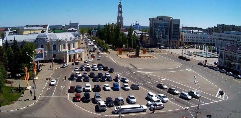 Объезжая площадь Ленина: в Тамбове автобусы поменяют маршрут