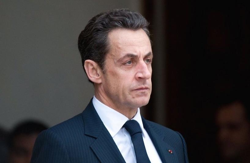 Николя Саркози арестовали под Парижем на сутки