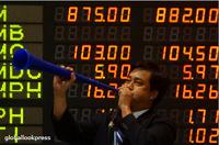 Азия и санкции подтолкнули российский рынок акций в зеленую зону
