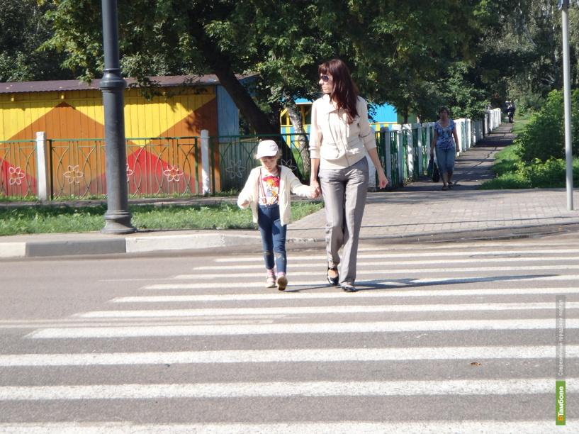 Проезжие части Тамбова разметят за 5 миллионов рублей
