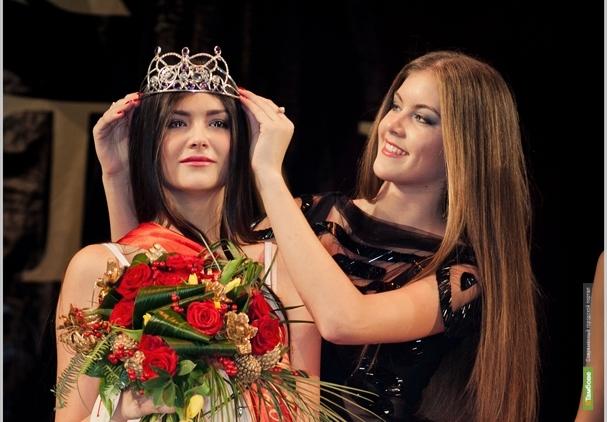 В Тамбове выбрали королеву красоты