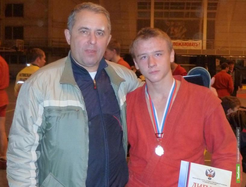 Самбист из Тамбова вошел в сборную России