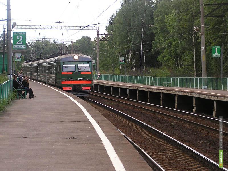 На Тамбовщине сократится число пригородных поездов
