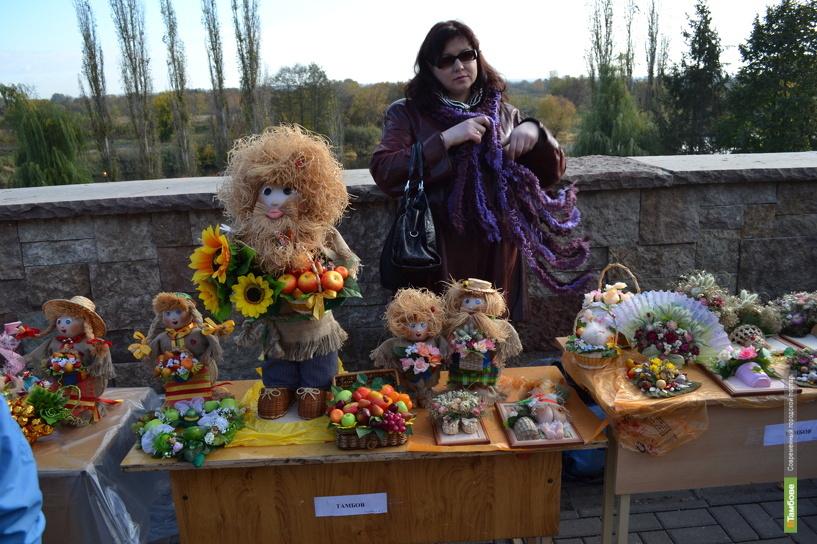 Мичуринцы удивят гостей Покровской ярмарки шоколадно-тыквенными конфетами