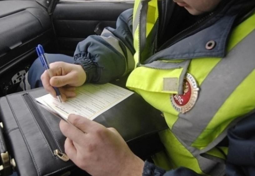 Моршанец на двое суток попал «за решетку» из-за просроченных штрафов ГИБДД