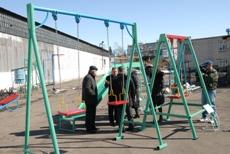 Власти Тамбова подарят детям игровые комплексы