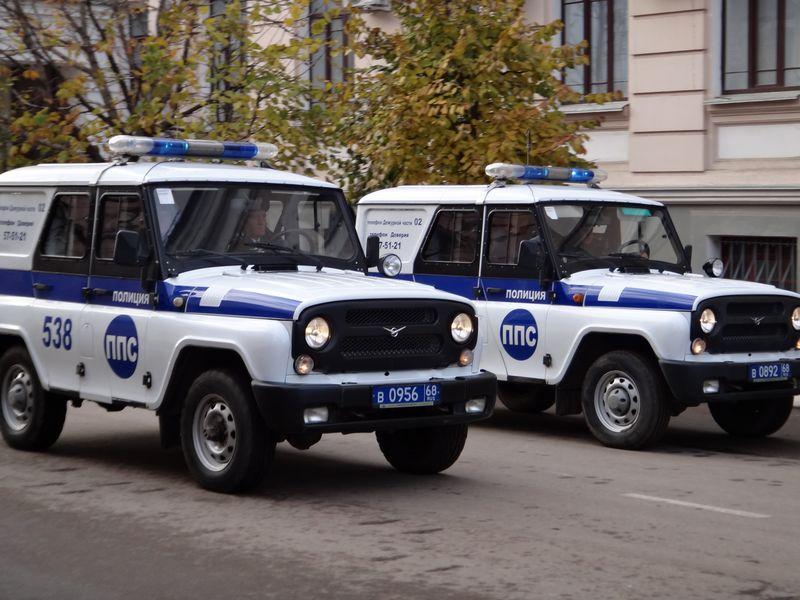 Кирсановские полицейские задержали подозреваемого в краже