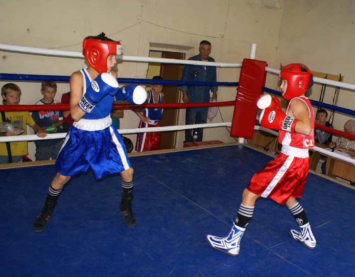 Тамбовские боксеры бьются за медали в Венгрии