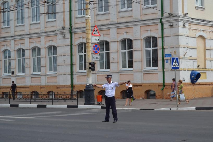На Тамбовщине стартовал месячник безопасности дорожного движения