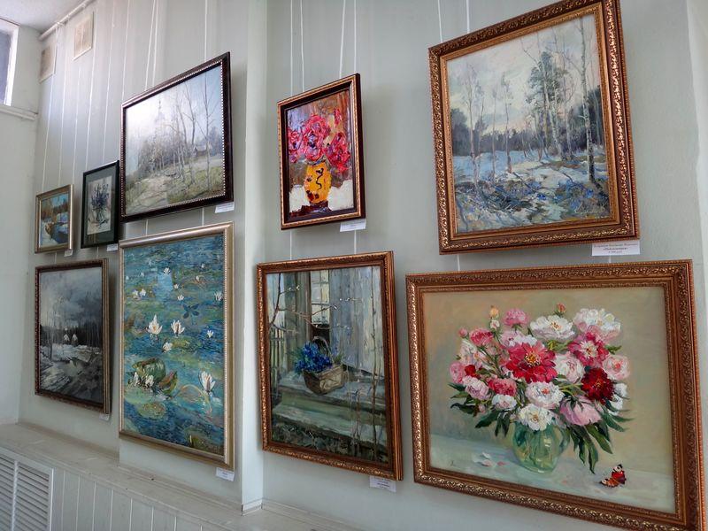 В Тамбове открывается персональная выставка Александра Почекуева