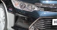 Якобу с любовью: в Россию приехала новая Toyota Camry
