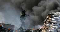 Ополченцы сбили три вертолета украинской армии под Славянском