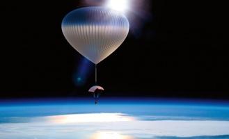 Китайцы хотят запустить человека в космос на воздушном шаре