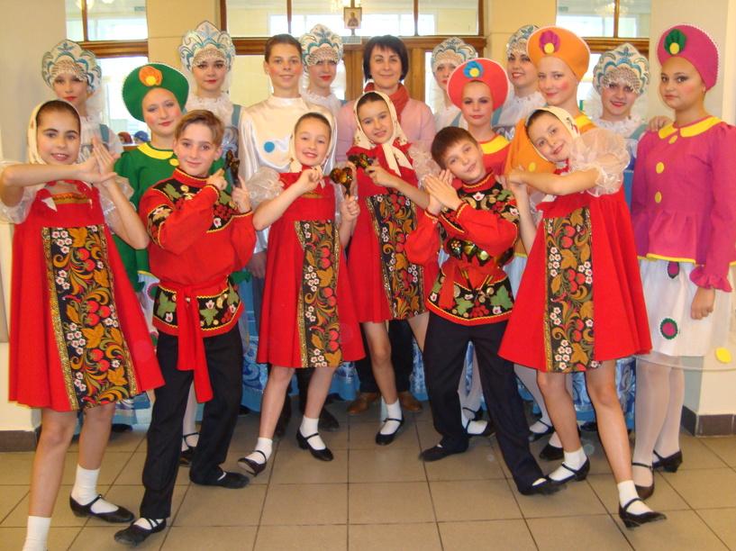 Ансамбль «Тамбовчата» вернулся с призами со всероссийского фестиваля