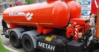 В Тамбовской области построят 10 газонаполнительных станций для машин, работающих на метане