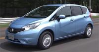Nissan представил Note нового поколения