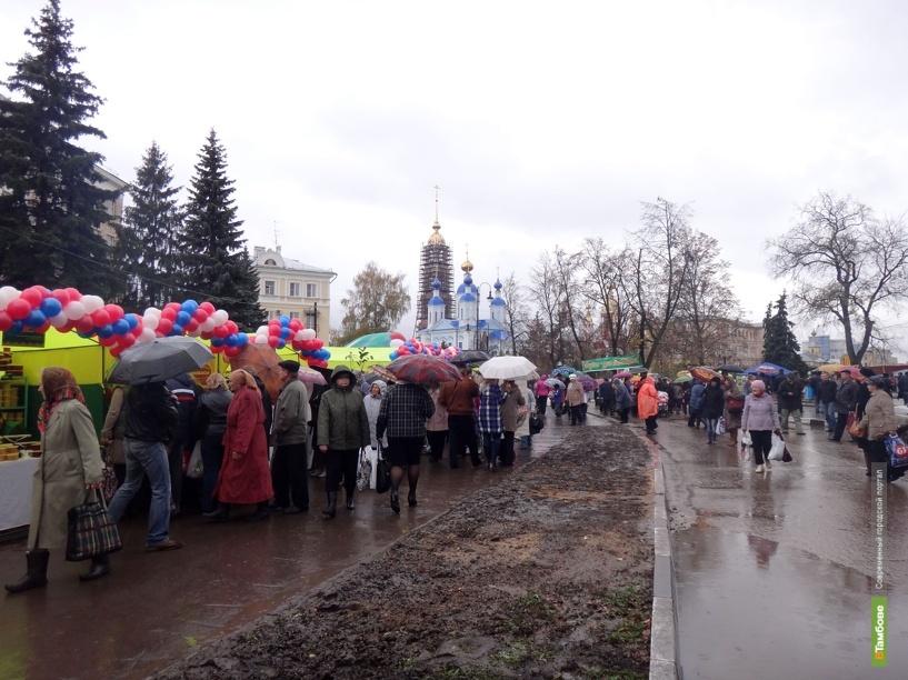На Покровскую ярмарку организуют пешие экскурсии по городу