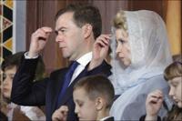 Медведев одобрил ведение уроков православия в школе