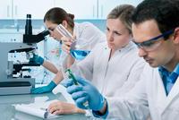 В США синтезировано вещество, которое поможет в борьбе с ВИЧ