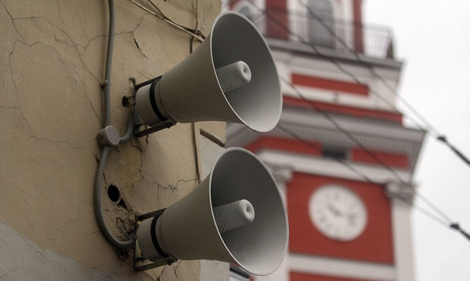 С февраля по март в Тамбовской области будут выть сирены систем оповещения