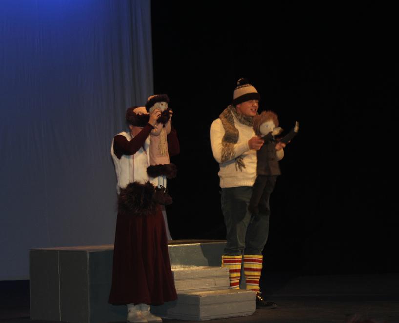 Стартовал VII фестиваль молодёжных театральных коллективов «Виват, театр!»