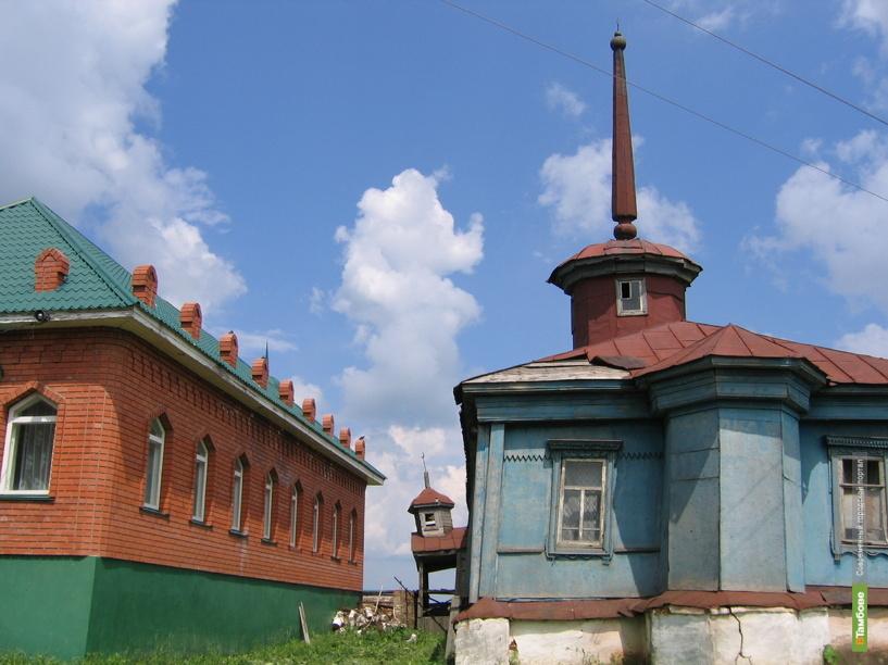 В Тамбовской области построили мечеть