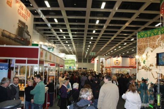 Европейцев заинтересовали тамбовские продукты