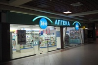 Аптеки «36,6» заменят на «Аптечные склады»