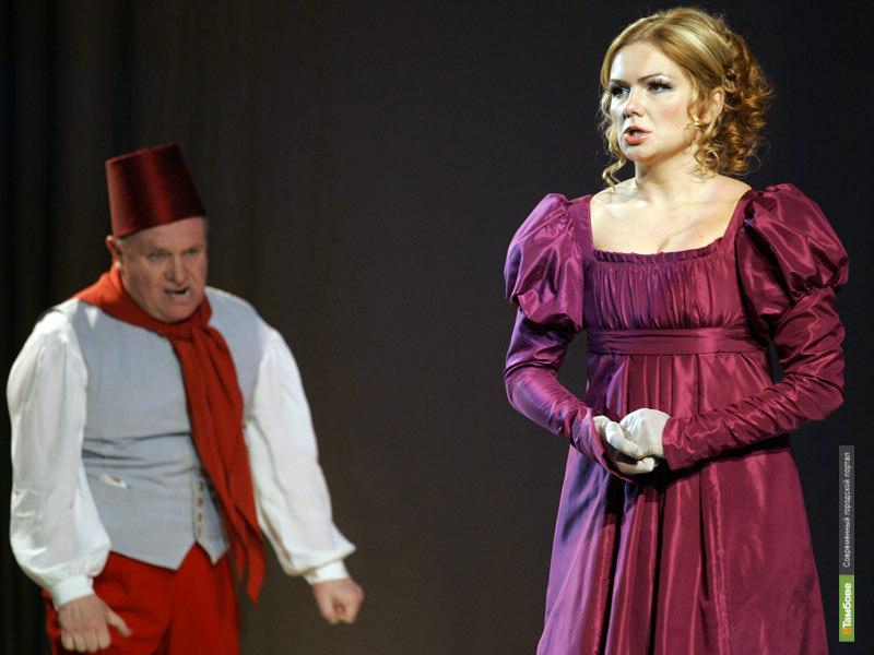 В Тамбове устроят вечер оперетт