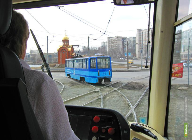 Уральский школьник угнал трамвай