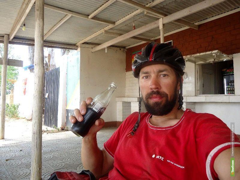 Тамбовский кругосветник отравился в Африке газировкой