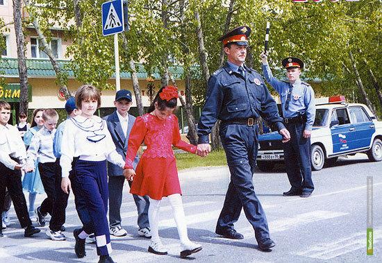 Тамбовские дети стали чаще нарушать ПДД