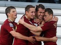 Сборная России опустилась на одну строчку в рейтинге FIFA