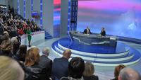 Путин пообщается с народом 25 апреля