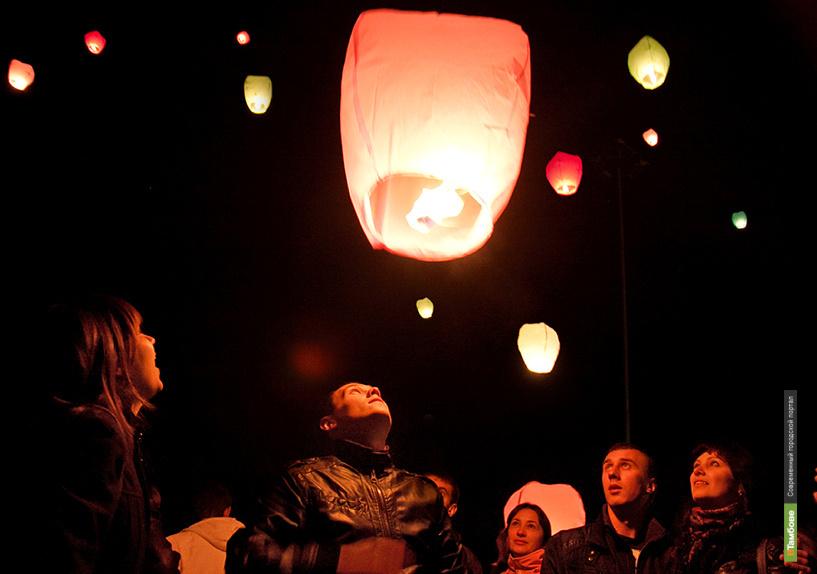 Тамбовчане устроят огненно-небесное шоу