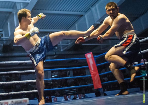 Тамбовские бойцы сразятся со сборной России в «Битве на Цне»