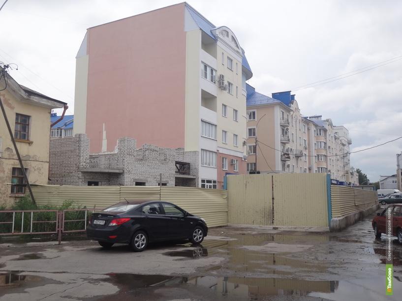 Для бывших воспитанников тамбовских детдомов будут строить жилье