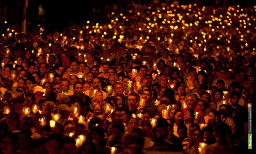 Завтра в Тамбове пройдёт ночное шествие в честь Дня памяти и скорби